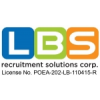 LBS RECRUITMENT SOLUTIONS CORPORATION