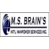 M.S.BRAINS INTERNATIONAL MANPOWER SERVICES INC.